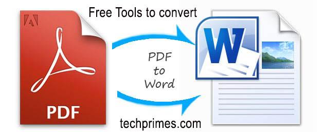 pdf to word nitro free download